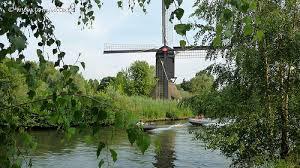 netherlands-windmill