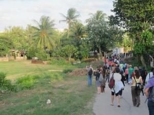 Patio de la Fe area near Havana