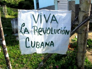 Viva la Revolution Cubana
